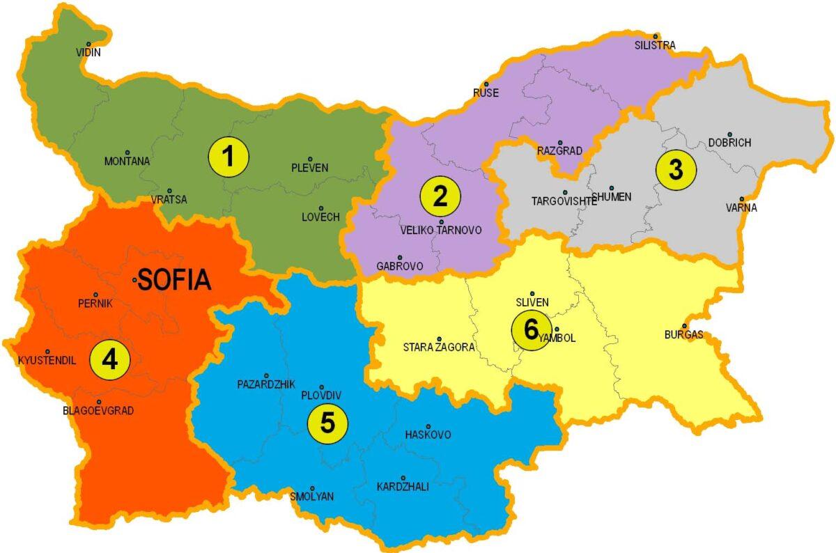 региони