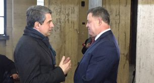 President Plevneliev appeared as a witness in the case against the former Minister of Defense Nikolay Nenchev