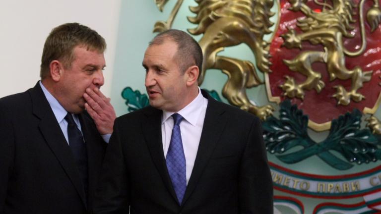 Радев Каракачанов