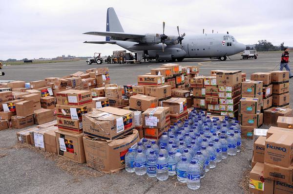 хуманитарна помощ