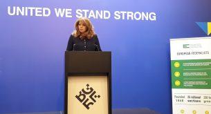 Вицепрезидентът Йотова: България наложи Западните Балкани в политиката на ЕС