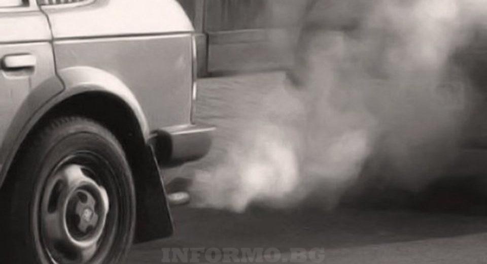 кола, автомобил, замърсяване