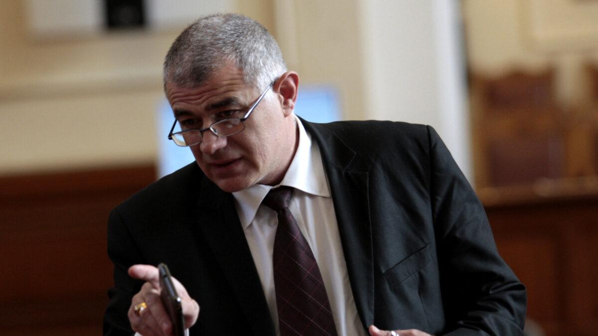 Георги Гьоков, снимка: БНР