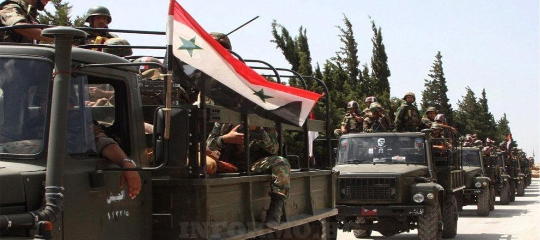 сирия армия