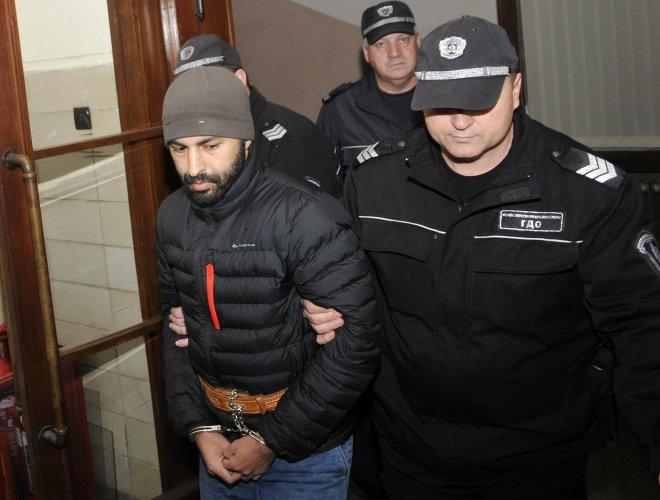 терорист българия арест