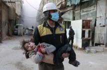 Сирия бомбардировки