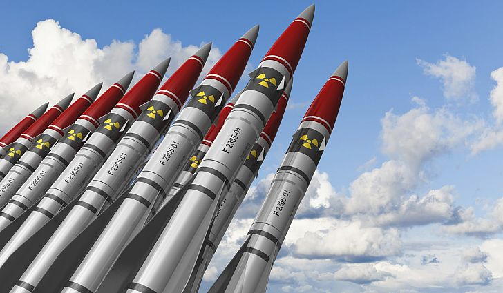 снимка: Nuclear Missiles