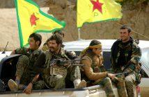 Кюрди сирия