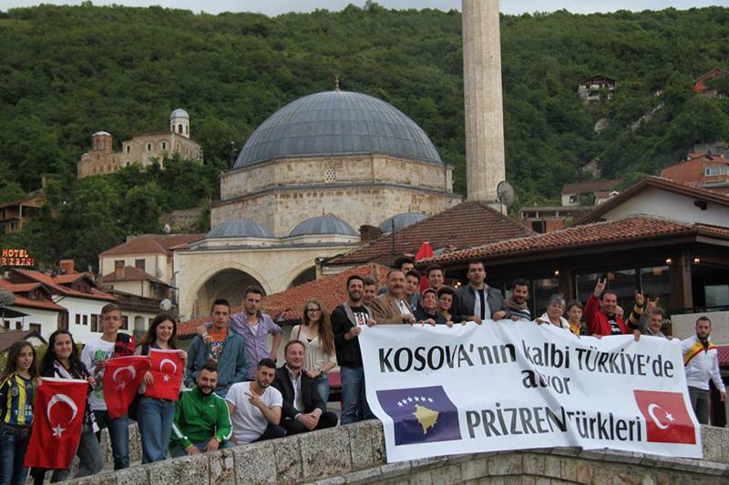 """""""Неоосманизация на Балканите"""". Публикация в британското издание Асфар. Призрен, Косово"""