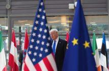 Тръмп САЩ ЕС