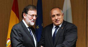 Борисов и Рахой обсъдиха българското председателство и Западните Балкани