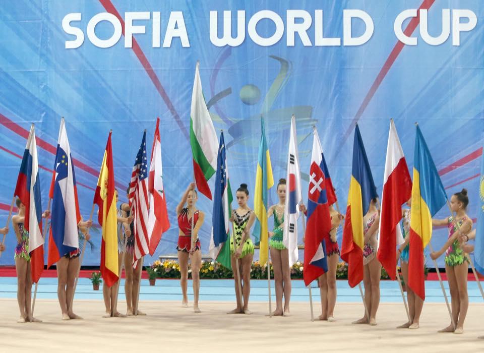 Световна купа по художествена гимнастика