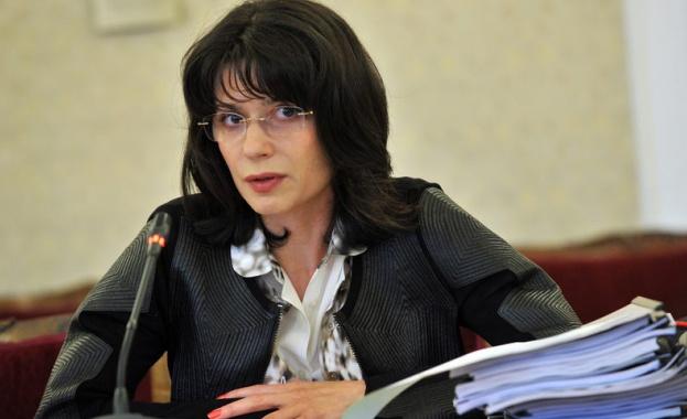Моника Станишева, снимка: cross.bg