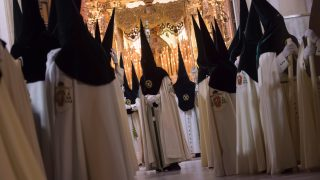 Holy Week processions in Sevilla