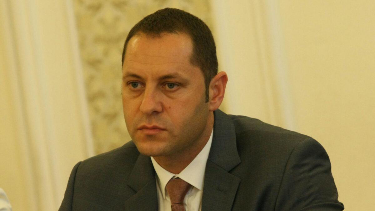 Александър Манолев, снимка: БГНЕС