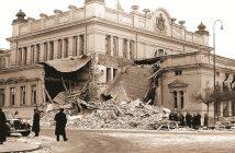бомбардировки над София