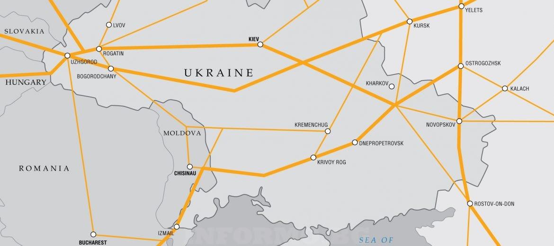 газпром Русия Украйна
