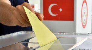 турция, избори, гласуване