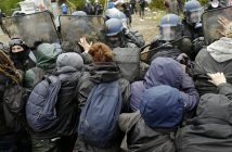 Eviction of environmental protesters from the ZAD in Notre-Dames-des-Landes
