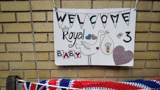 Duchess of Cambridge expected to give birth to her third child in London