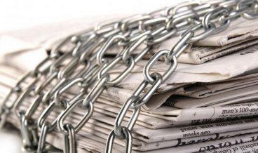цензура, медии