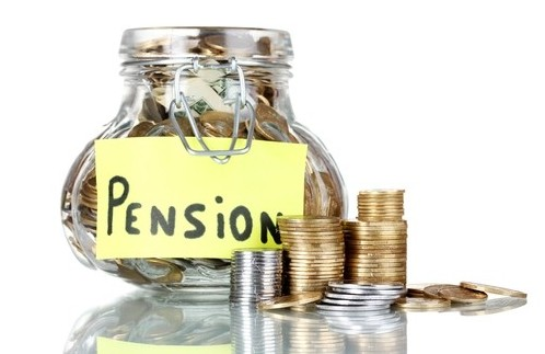 пенсия, социално осигуряване