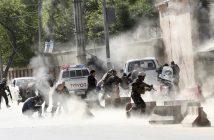 атентат, Кабул