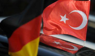 Германия Турция