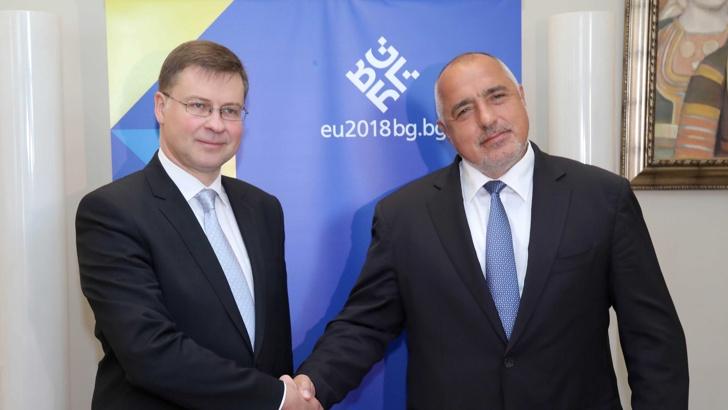 Borissov: In practice, we have met the numerical criteria for entering ERM I