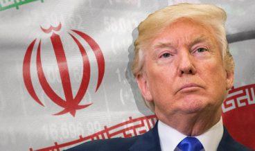 Тръмп Иран