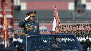 Russia celebrates 73rd Victory Day anniversary over Nazi Germany in World War II