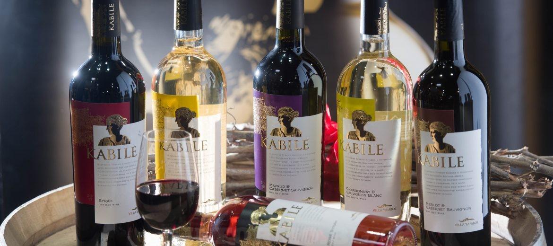 Vila Yambol, вино