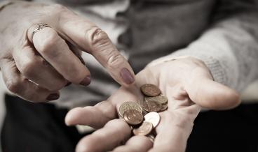 пари, пенсия