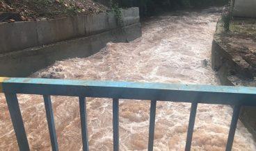 тетевен, наводнение