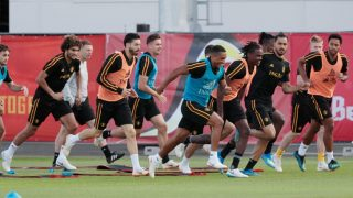 Белгия футбол световно русия