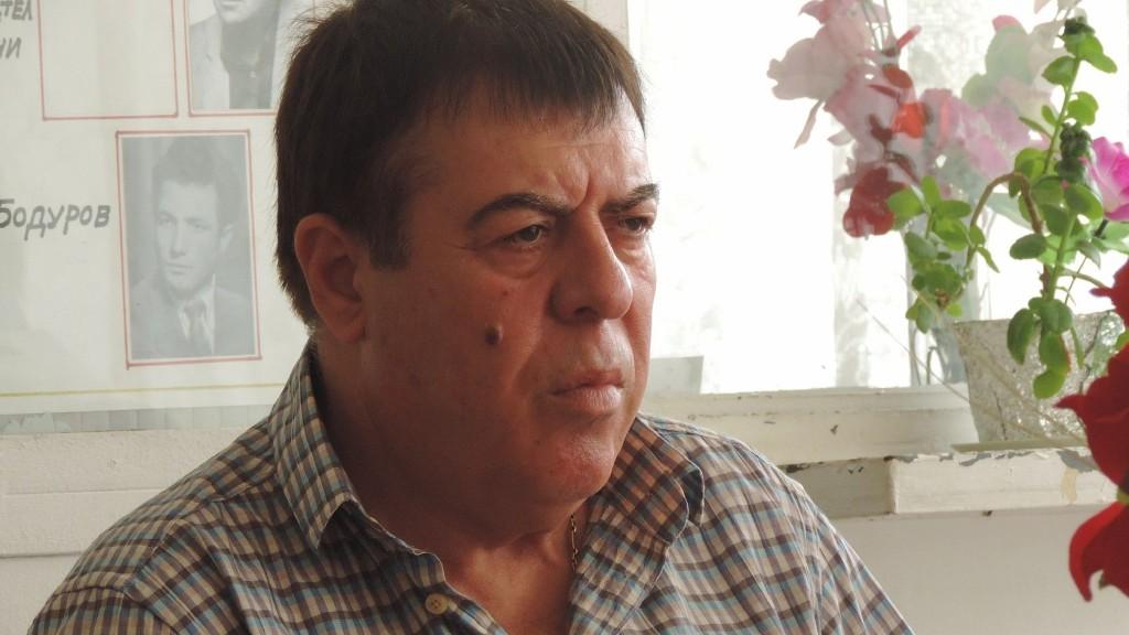 Бенчо Бенчев, снимка: buluanato.eu