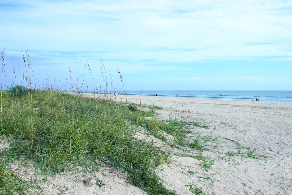 дюни, плаж