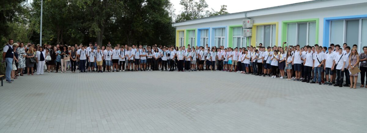 гимназия, снимка: БГНЕС
