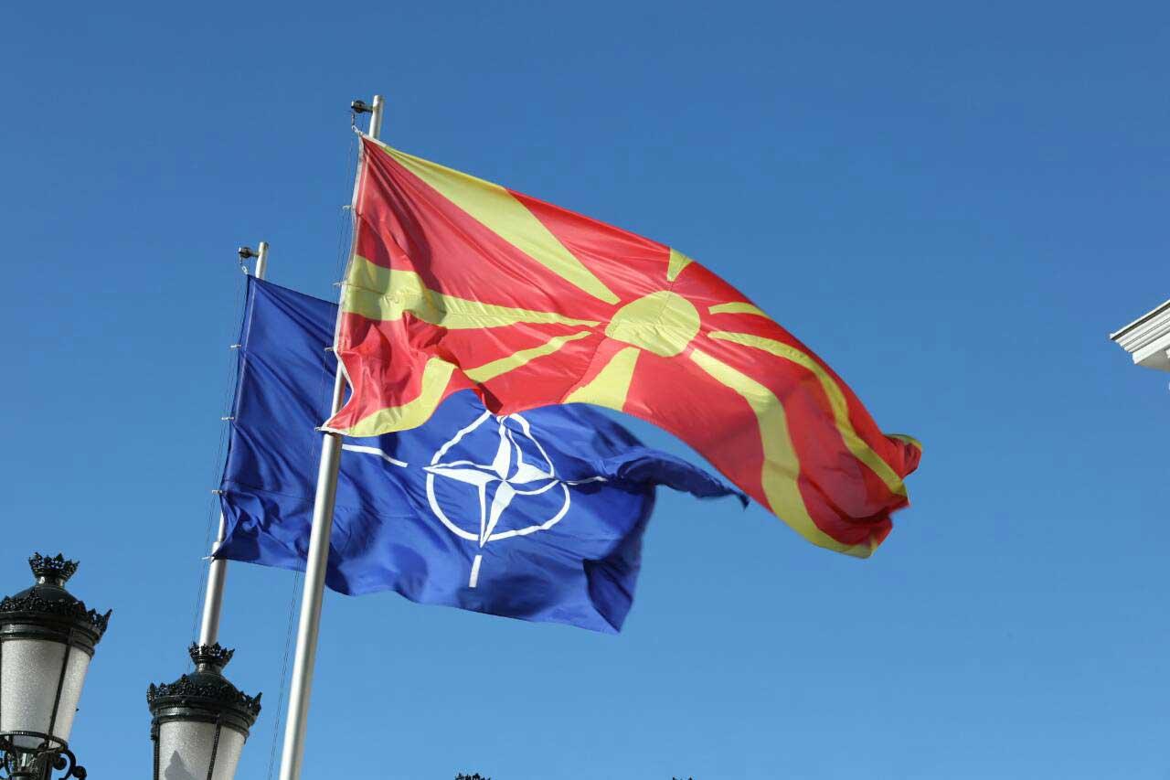 Македония нато