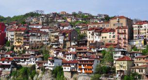 38 улици и площади в старата част на Велико Търново са с нова визия