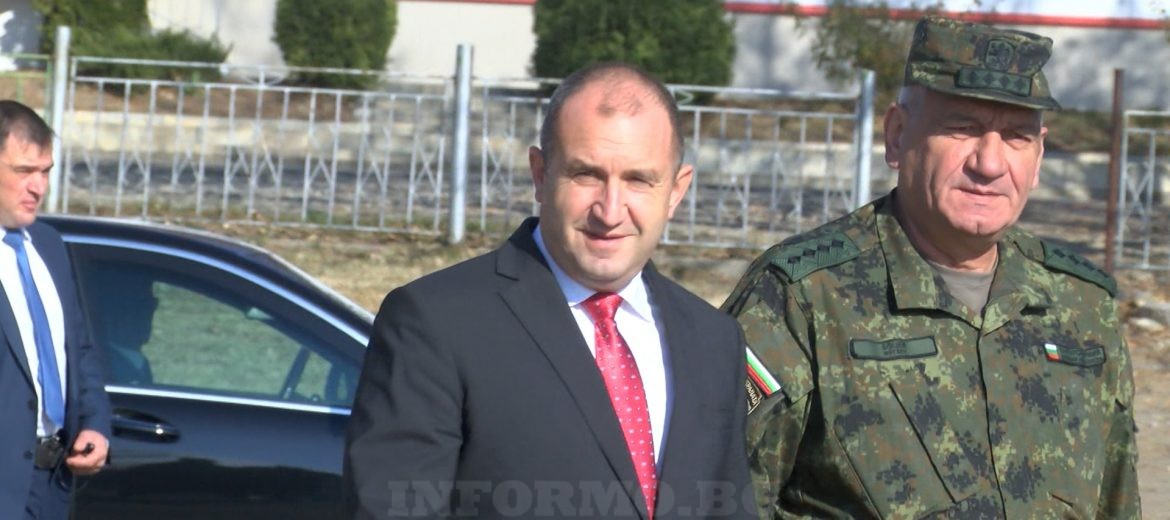 Rumen Radev: Resignation is not a solution but abdication of responsibility