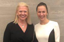 Eva Maydell and Ginni Rometti IBM CEO