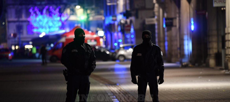 Франция повишава степента на заплаха от тероризъм след стрелбата в Страсбург