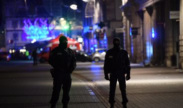 Shooting near Christmas market in Strasbourg