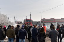 Five killed and dozens injured in train and bus collision near Nis, Serbia