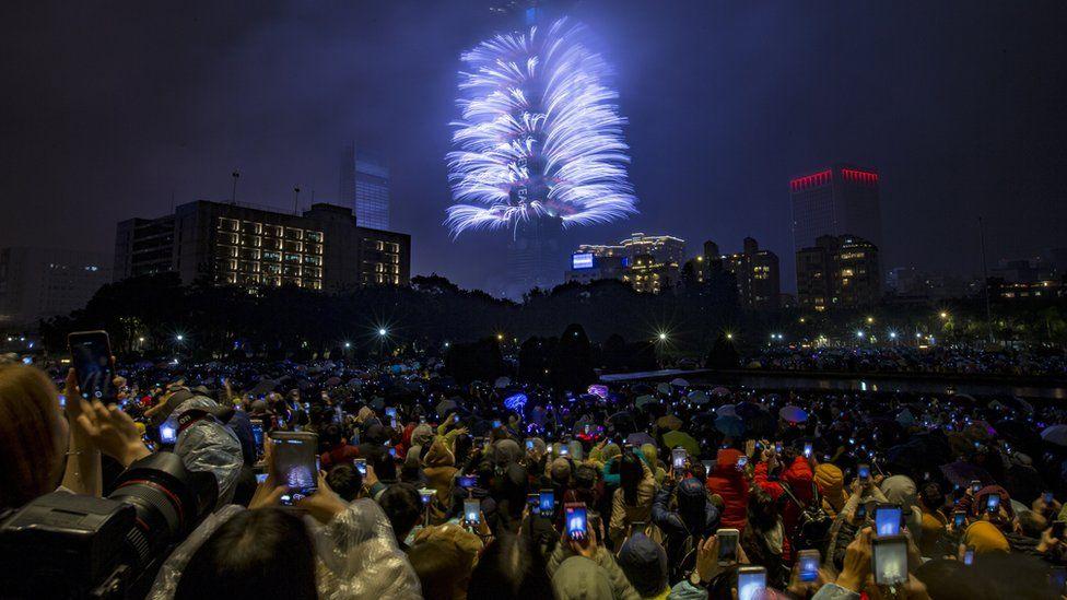 Тайпе, Тайван, снимка: bbc.com