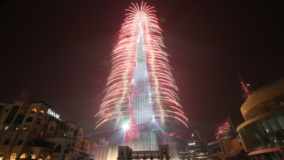 Дубай, снимка: bbc.com