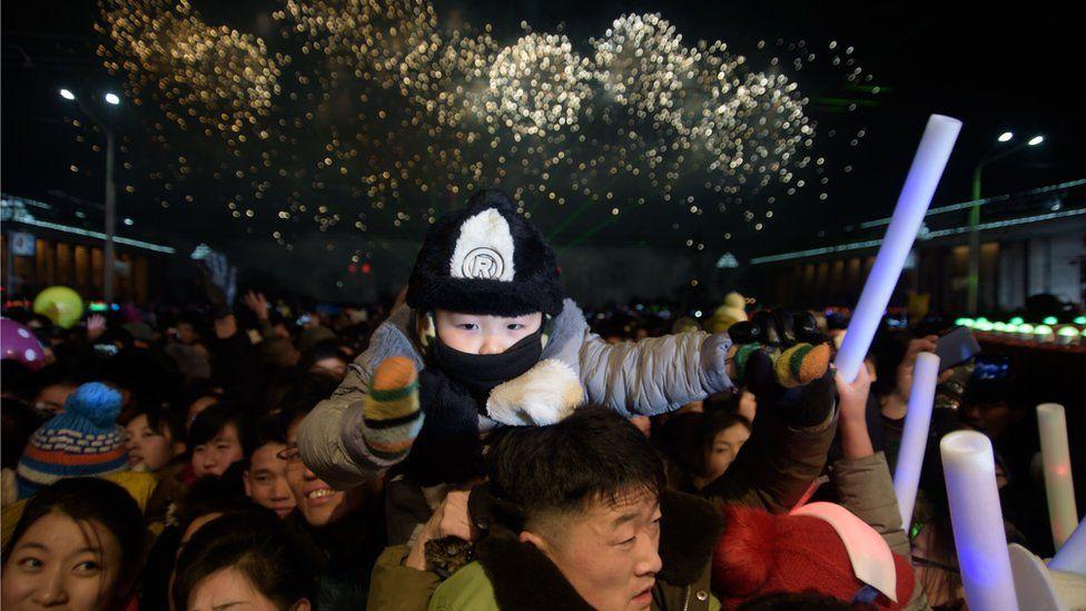 Пхенян, снимка: bbc.com
