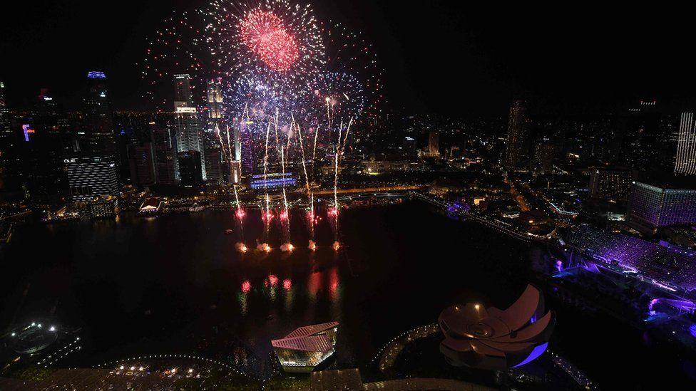 Сингапур, снимка: bbc.com