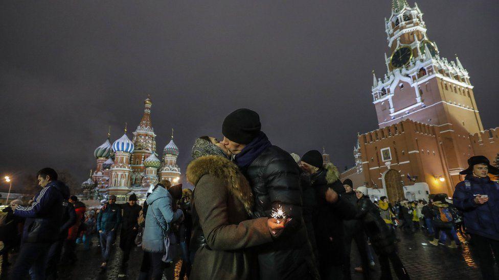 Москва, снимка: bbc.com